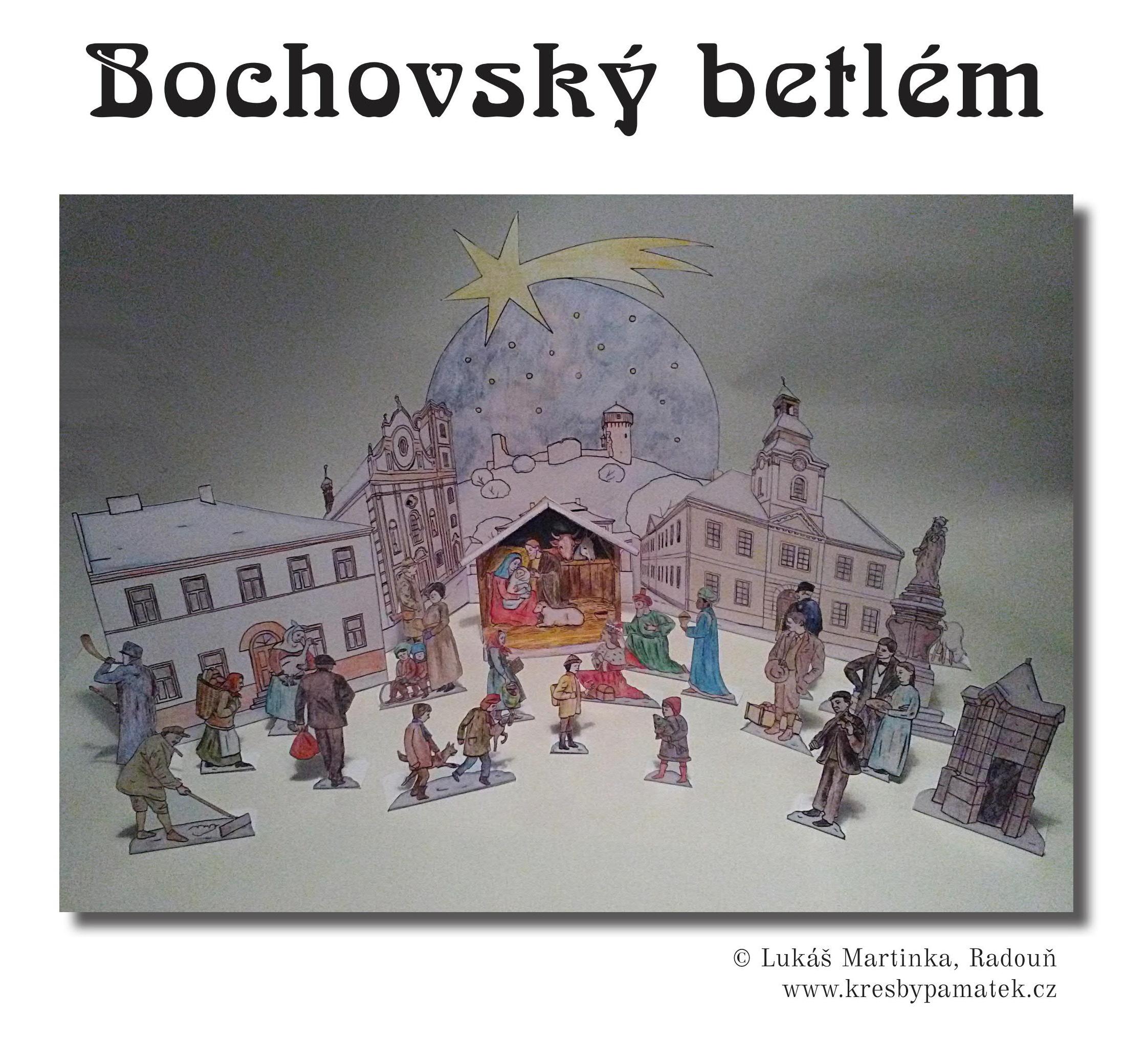 bochovsky betlem